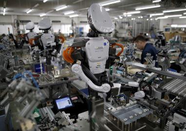 Descubre a Nextage, el robot que lleva 10 años en la cima