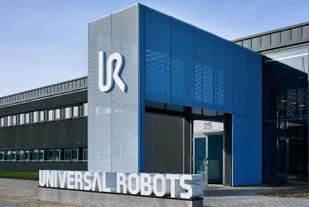 Universal Robots y MiR se alían para crear hubs de robótica colaborativa