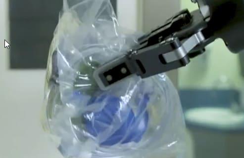 Moxi, el autómata enfermero de Diligent Robotics