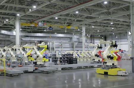 Hyundai Robotics firma un acuerdo de 370 robots industriales